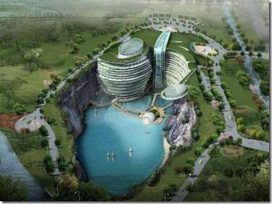 Khu resort Thế giới nước