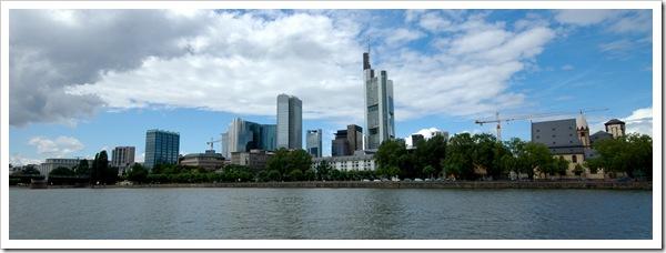Commerzbank ở Frankfurt, Đức