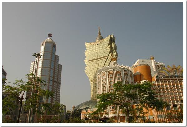 Hotel & Casino Grand Lisboa, Macau
