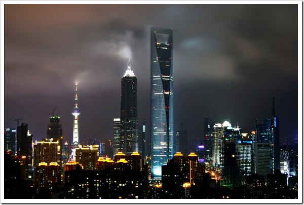 Shanghai World Financial Center 2