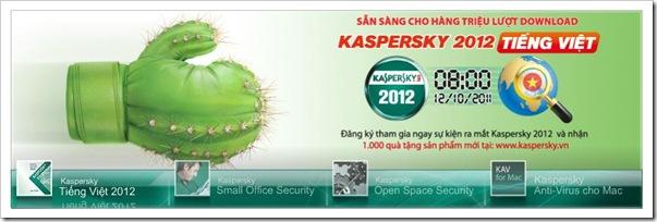 Kaspersky 2012 Tieng Viet