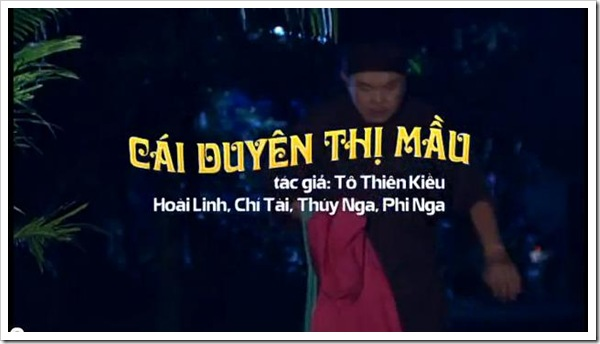 Cai duyen thi Mau Hoai Linh