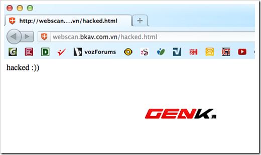 Bakv bi hack 2012