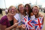 Lễ khai mạc Olympic London 2012 (1)