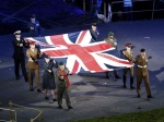 Lễ khai mạc Olympic London 2012 (26)
