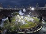 Lễ khai mạc Olympic London 2012 (5)
