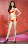Chung kết Hoa hậu Việt Nam 2012 - Đỗ Hoàng Anh, SBD 792. Cao 1,76m Số đo ba vòng 87-63-91
