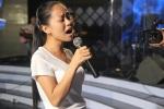 Vietnam Idol 2012 Tap 9 Gala 1 - Hoang Quyen tap voi ban nhac