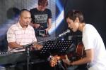 Vietnam Idol 2012 Tap 9 Gala 1 - Thanh Hung tap voi ban nhac