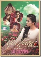 dvd Tinh khuc yeu thuong cua Le Quyen