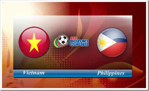 Vietnam vs Philippin - AFF Suzuki Cup 2012 - 27.11.2012