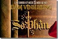 DVD So phan cua Dam Vinh Hung - Liveshow So phan cua Mr Dam