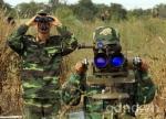 Lực lượng phòng không quan sát, phát hiện mục tiêu