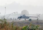 Tình huống trực thăng thả quân xanh