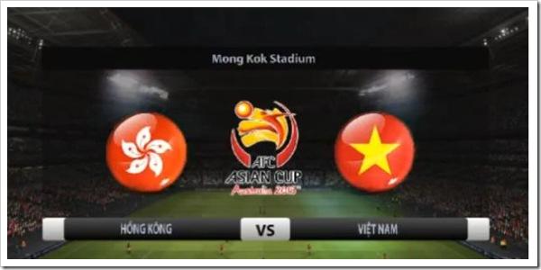 Việt Nam - Hồng Kông tại Vòng loại Asia Cup 2015 ngày 22.3.2013 - Vietnam vs Hongkong