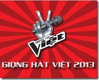 Giong hat Viet 2013 - The voice Vietnam 2013 - xem video clip