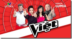 Giong hat Viet 2013 The Voice Vietnam 2013