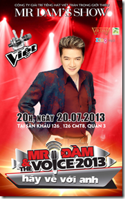 Liveshow_Mr_Dam_The_voice_ngay_20_7_2013_vido_cliP_dam_vinh_hung_show_giong_hat_viet