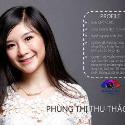 Phùng Thị Thu Thảo - MS 08
