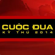 Cuộc đua kỳ thú 2014 Chặng 3: Tập 5&6 – Full video ngày 5&6/7/2014