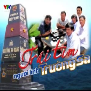 Phim tai lieu Trai tim nguoi linh Truong Sa